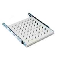 Servers Direct Telescopic Cabinet Shelf - 1U - 570mm Deep