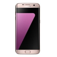 "Samsung Galaxy S7 Edge Pink Gold 5.5"" 32GB 4G Unlocked & SIM Free"