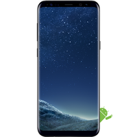 "Samsung Galaxy S8+ Black 6.2"" 64GB 4G Unlocked & SIM Free"