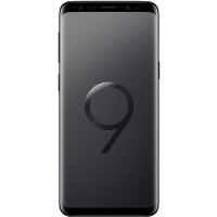 "Grade A1 Samsung Galaxy S9 Midnight Black 5.8"" 64GB 4G Unlocked & SIM Free"