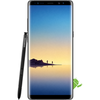 "Grade C Samsung Galaxy Note 8 Black 6.3"" 64GB 4G Unlocked & SIM Free"