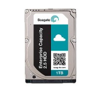"Seagate Exos 1TB E-Class Nearline Enterprise SAS 2.5"" 512E Hard Drive"