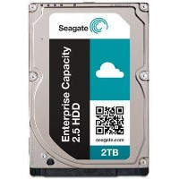 "Seagate Exos 2TB E-Class Nearline Enterprise SAS 2.5"" 512E Hard Drive"
