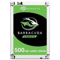 "Seagate BarraCuda 500GB Desktop 3.5"" Hard Drive"