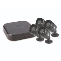 Yale CCTV System - 8 Channel HD DVR with 4 x 1080p HD Cameras with 2TB HDD