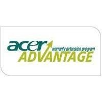 Acer Advantage extended service agreement - 3 years - on-site