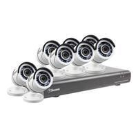 Swann DVR16-4550 16 Channel 1080p Digital Video Recorder with 8 x PRO-T853 1080p Cameras & 2TB Hard Drive