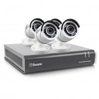 Swann CCTV System - 4 Channel 1080p DVR with 4 x 1080p Cameras & 1TB HDD