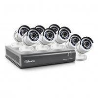 Swann CCTV System - 8 Channel 1080p DVR with 8 x 1080p Cameras & 2TB HDD