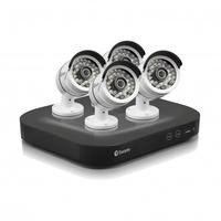 Swann DVR8-4750 8 Channel 3 Megapixel HD Digital Video Recorder with 4 x PRO-T858 3MP Cameras & 2TB Hard Drive