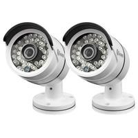 Swann PRO-T858 3 Megapixel HD Bullet Camera - Night vision up to 100ft - Twin Pack