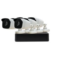 Hikvision HiWatch CCTV System - 8 Channel 1080p DVR with 6 x 1080p Cameras & 2TB HDD