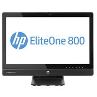 Refurbished HP 800 G1 Core i5-4670S 8GB 128GB 23 Inch Windows 10 Professional All in One