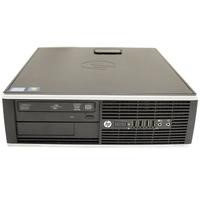 Refurbished HP Elite 8200 Quad Core i7 2600 3.4Ghz 8GB 128GB SSD DVD Windows 10 Desktops