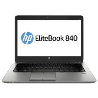 Refurbished HP EliteBook 840 G1 Core i7 4600U 8GB 256GB 14 Inch Windows 10 Professional Laptop