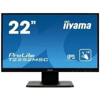 "Iiyama ProLite T2252MSCB1 22"" IPS Full HD HDMI Touch Screen Monitor"