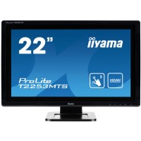 Iiyama inch LED 5 Point Touch Monitor - Black