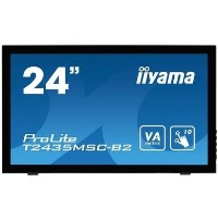 "Iiyama ProLite T2435MSC-B2 24"" Full HD Touchscreen Monitor"