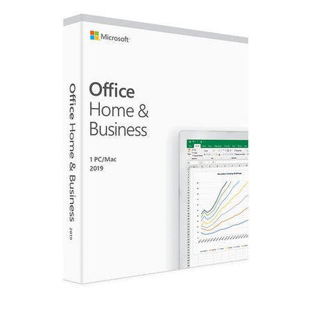 Microsoft Office Home & Business 2019 - 1 User - Lifetime Subscription