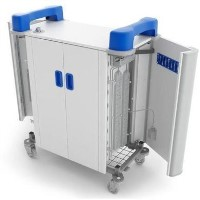 LapCabby 32 - 32 Port Tablet Charging Trolley