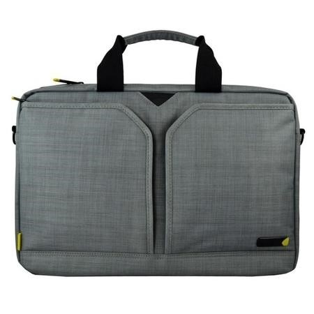 Tech Air - 13.3 Inch EVO Laptop Shoulder Bag - Grey