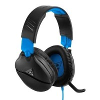 Turtle Beach Recon 70P Gaming Headset - Black & Blue
