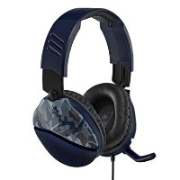 Turtle Beach Recon 70 Blue Camo - Gaming Headset