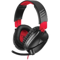 Turtle Beach Recon 70N Gaming Headset - Black & Red