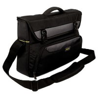 "Targus CityGear 17.3"" Laptop Messenger Black"