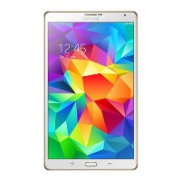 Refurbished Samsung Galaxy Tab S 16GB 8.4 Inch Tablet in Gold