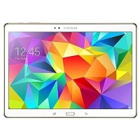 Refurbished Samsung Galaxy Tab S 16GB 10.5 Inch Tablet in White
