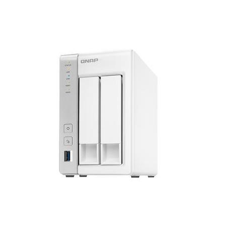 QNAP TS-231P 2 Bay Diskless Desktop NAS