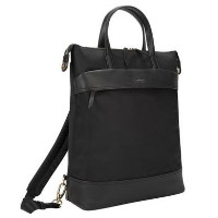 "Targus Newport 15"" Convertible Tote Laptop Backpack - Black"