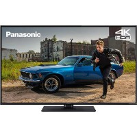 "Panasonic TX-43GX550B 43"" 4K Ultra HD Smart HDR LED TV with Freeview HD and Freeview Play"