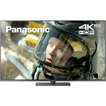 "TX-49FX750B Panasonic TX-49FX750B 49"" 4K Ultra HD HDR LED Smart TV with 5 Year Warranty"