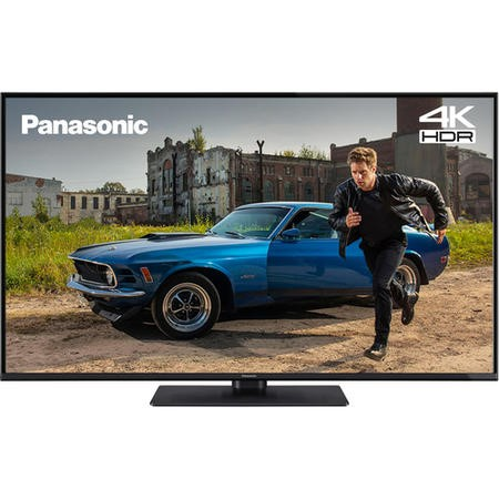 "Panasonic TX-55GX550B 55"" 4K Ultra HD Smart HDR LED TV with Freeview HD and Freeview Play"