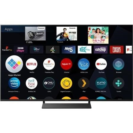 "Panasonic TX-50HX800B 50"" 4K Ultra HD HDR10+ Smart LED TV with Google Assistant and Alexa"