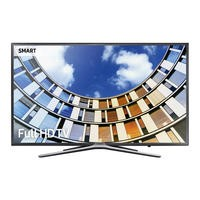 "Samsung UE32M5520 32"" 1080p Full HD LED Smart TV with Freeview HD"