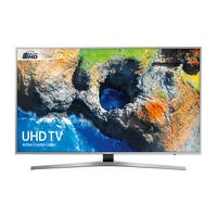"Samsung UE40MU6400 40"" 4K Ultra HD LED Smart TV with HDR and Freeview HD/Freesat"