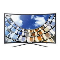 "Samsung UE49M6320 49"" 1080p Full HD Curved LED Smart TV with Freeview HD"