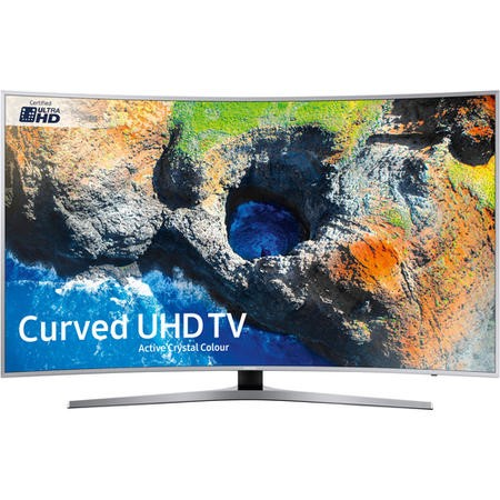 "UE49MU6500UXXU Samsung UE49MU6500 49"" 4K Ultra HD HDR Curved LED Smart TV with Freeview HD and Active Crystal Colour"