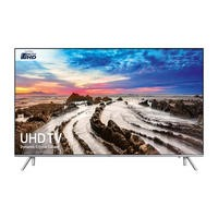 "Samsung UE49MU7000 49"" 4K Ultra HD HDR LED Smart TV"
