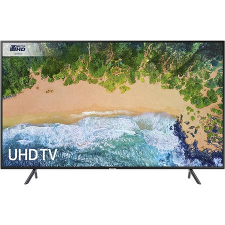 "UE65NU7100KXXU Samsung UE65NU7100 65"" 4K Ultra HD HDR LED Smart TV with Freeview HD"