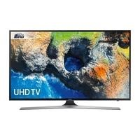 "Samsung UE40MU6120 40"" 4K Ultra HD HDR LED Smart TV with Freeview HD"