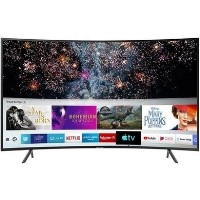 "Samsung UE65RU7300 65"" 4K Ultra HD Smart HDR Curved LED TV with Freeview HD"