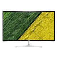 "Acer EB321QUR 31.5"" WQHD 75Hz 1ms HDMI Curved Monitor"
