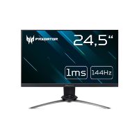 "Acer Predator XN253Q 24.5"" Full HD 144Hz 1ms HDMI Gaming Monitor"