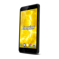 "Energizer Power Max P550S Black 5.5"" 16GB 4G Unlocked & SIM Free"