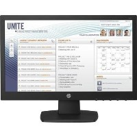 "HP v197 19"" HD Ready 5ms DVI VGA Monitor"
