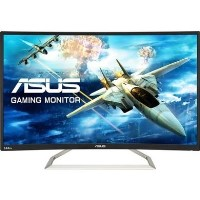 "Asus VA326H 31.5"" Full HD 144Hz Curved Gaming Monitor"